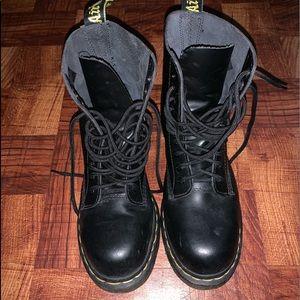 Dr. Martens 1919 10-Eye Steel Toe Boot - New